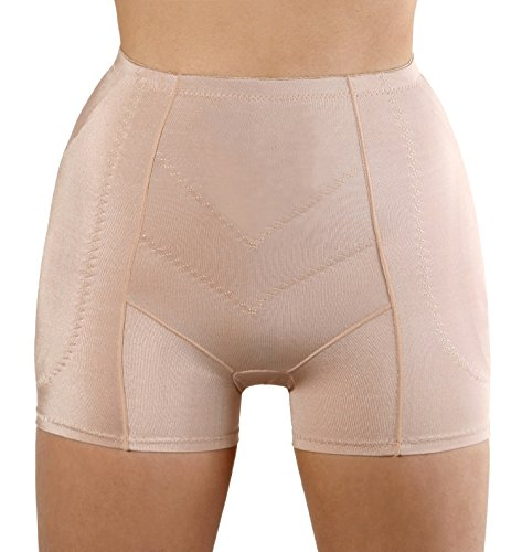 Hip Enhancer Panties with Tummy Control Sodacoda Women Removable Pads