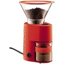 Bodum BISTRO electric coffee grinder red 10903-294