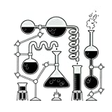 OmkuwlQ Wall Sticker Decal Removable Decal Home Decor Science Chemical Experiment School Classroom Art Mural