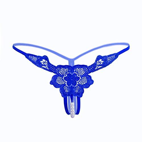 donna Bigoing Lingerie Lingerie Blue Bigoing Perizoma 7rw7HI