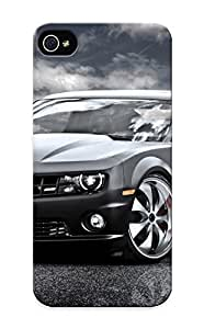 New Snap-on Improviselike Skin Case Cover Compatible With Iphone 5/5s- Schmidt Revolution Chevrolet Camaro Ss