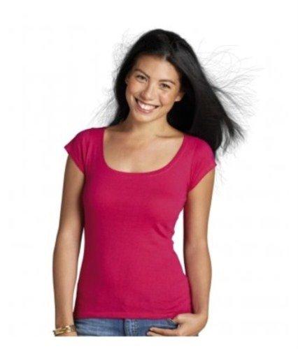 Melrose Sol's De Para Mujer Pink Traje T Manga Corta camiseta Pale Neopreno BnqxwqCXF