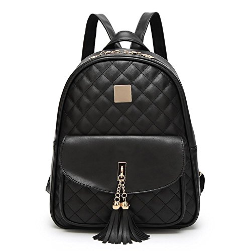 Aoligei Brodés sac à dos de femmes sac à bandoulière pack trois pièces cent étudiants