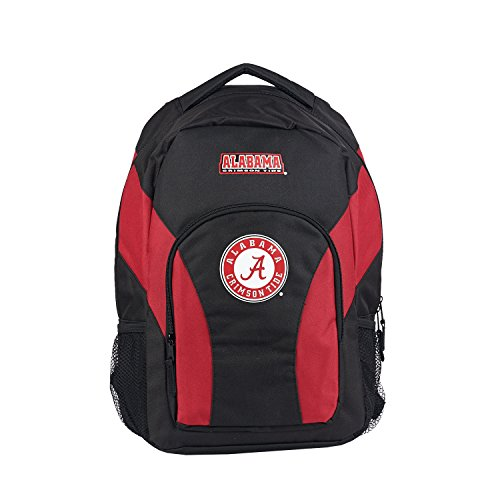 The Northwest Company Officially Licensed NCAA Alabama Crimson Tide Draftday Backpack Alabama Crimson Tide Nylon Backpack