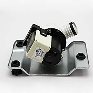 Samsung washer replacement drain pump motor for How to test a washer drain pump motor