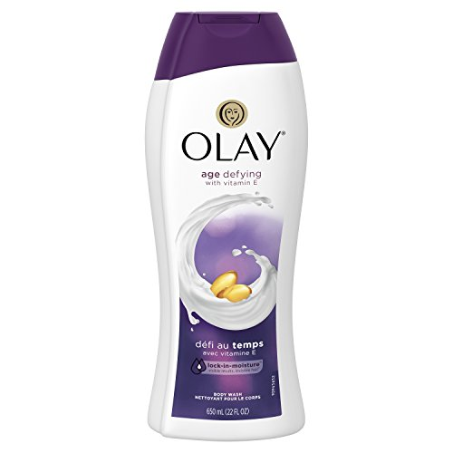Olay Age Defying with Vitamin E Body Wash, 22 fl oz