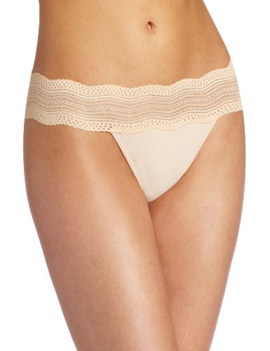 Cosabella Cotton Thongs - 1