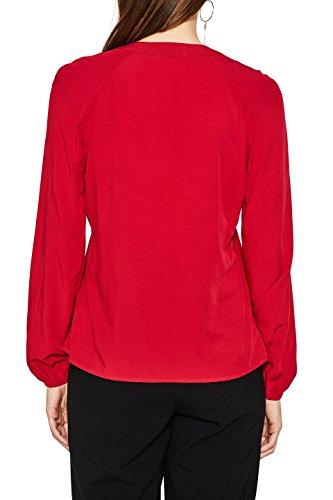 Red edc Blouse Esprit 630 Rouge Femme by qngnwp4vX