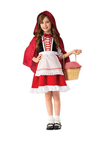 (Little Red Riding Hood Super Deluxe Child)