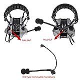 TAC-SKY Comta c iii Electronic Tactical Headset