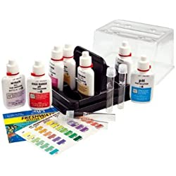 Pet API Freshwater Master Test Kit, includes laminated color card, 4 test tubes and holding tray Supply Store/Shop