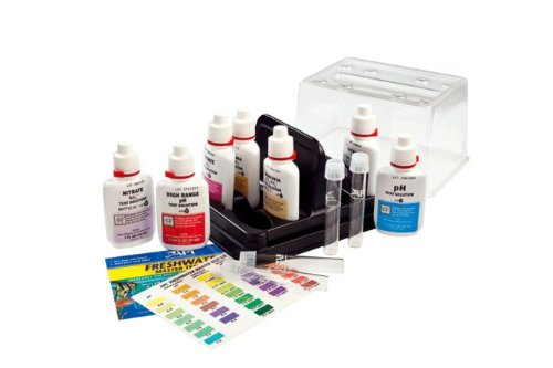 Pet API Freshwater Master Test Kit, includes laminated color card, 4 test tubes and holding tray Supply Store/Shop by Supply-Shop