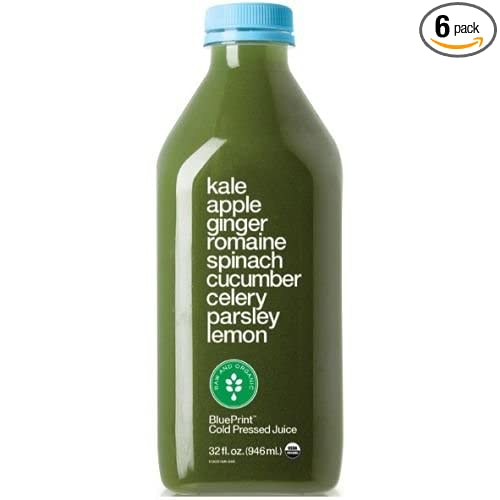 Amazon blueprint organic kale apple ginger juice 32 fluid amazon blueprint organic kale apple ginger juice 32 fluid ounce 6 per case grocery gourmet food malvernweather Gallery