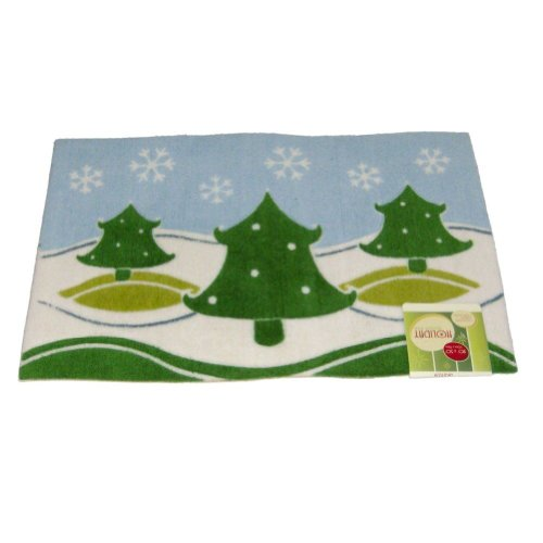 holiday-door-mat-snowy-hills-trees-plush-throw-accent-rug