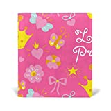 Book Covers Notebook Textbook Jumbo Size School Educational Supply Office Homecoming Princess Pink