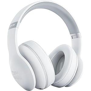 JBL Everest Elite 700 NXTGen Noise-Canceling Bluetooth Around-Ear Headphones (White)