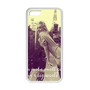 Marilyn Monroe 4 Days In New York Cell Phone Case for Iphone 5C