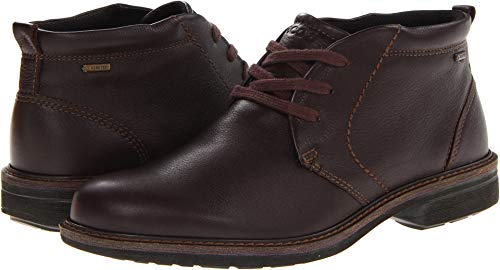 - ECCO Men's Turn GTX-MN Boot,Coffee,42 EU/8-8.5 M US