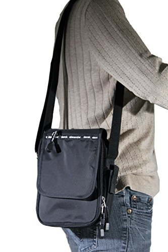 Half Flap Handbag - Derek Alexander Ns Half Flap Handbag, Black, One Size