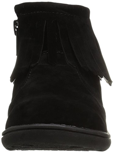 Pictures of Carter's Girls' Cata2 Fashion Boot Black Black 12 M US Little Kid 6