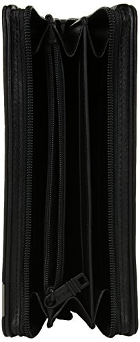Tumi Zip Tumi Mens Around Wallet Mens Black Anthracite Travel Alpha I5xqwP7d
