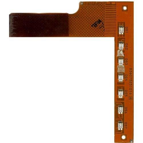 Toshiba Satellite Pro 430CDT LED Indicator Board FV2LE1 - Toshiba Led Board