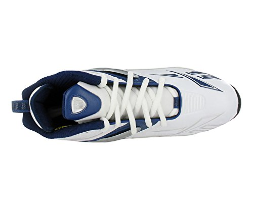 Football Mens White Reebok Pro Royal Ferocious Dark D3 Shoe tCItZq
