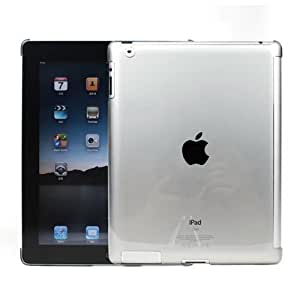 SANOXY® Smart Cover Compatible Slim Back Case for Apple iPad 2/3/4