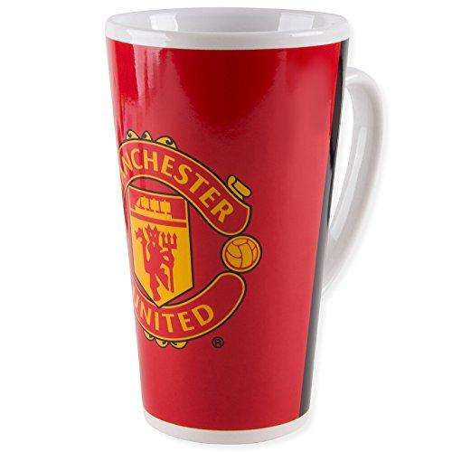 Manchester United FC Official Soccer Gift Ceramic Latte Mug