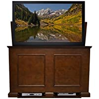 Touchstone 74008 Grand Elevate TV Lift Cabinet for TVs up to 65, Espresso