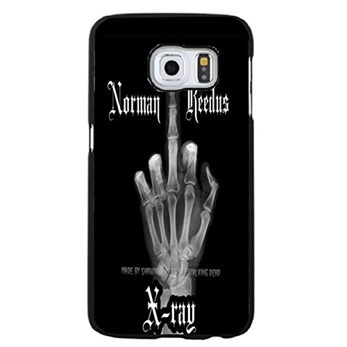 Samsung Galaxy S6 Edge Plus Cover Shell Personalized X-Ray Horror Zombies TV The Walking Dead Phone Case Cover Hipster Weird