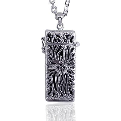 Necklace LILO for FitBit Flex - Silver