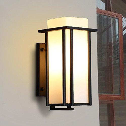 Amazon.com: Avanthika - Lámparas de pared E27 con forma de ...