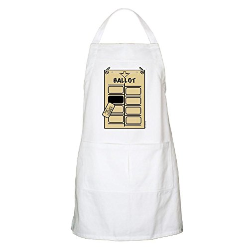 CafePress HIMYM Hanging Chad Apron Kitchen Apron with