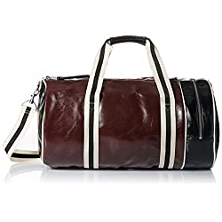 Fred Perry Men's Classic Barrel Bag