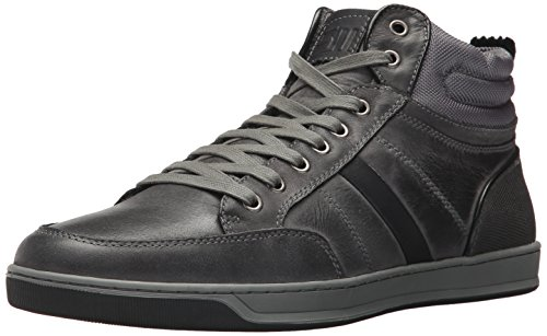 Steve Madden Mens Cartur Fashion Sneaker  Dark Grey  9 Us Us Size Conversion M Us