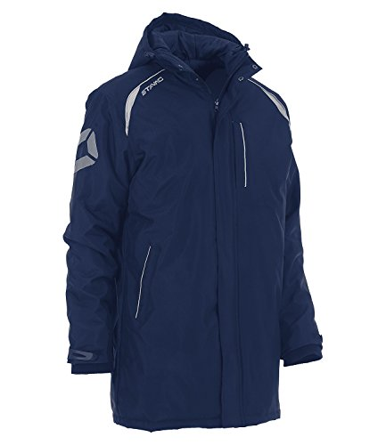 Stanno Centro Coach giacca - Royal-BLACK