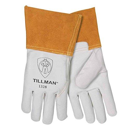 - Tillman Medium Pearl Top Grain Goatskin Standard G