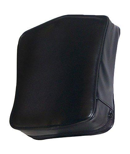 Suzuki M109 /& M109R Sissy Bar Backrest Pad /& 9 X 6 Luggage Rack Combo