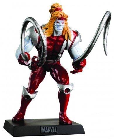 Classic Marvel Figurine Eaglemoss Special Omega Red Lead Figure No Magazine - Lead Figurine Magazine