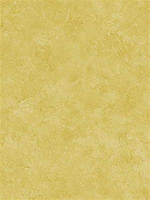 Manhattan Comfort NWKK26702 Lexington Vinyl Faux Textured Wallpaper, Tan