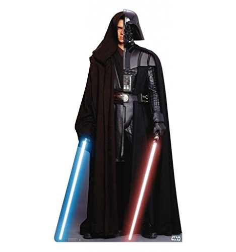 Anakin Skywalker Darth Vader   Star Wars Prequel Trilogy   Advanced Graphics Life Size Cardboard Standup