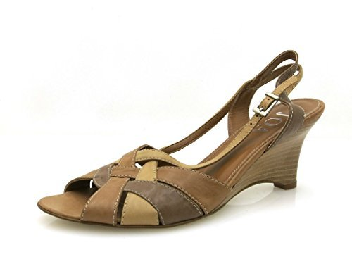 For Sandalo Donna Scarpe Summer 1742 Brown Joa Sandalette 7SqIwSga