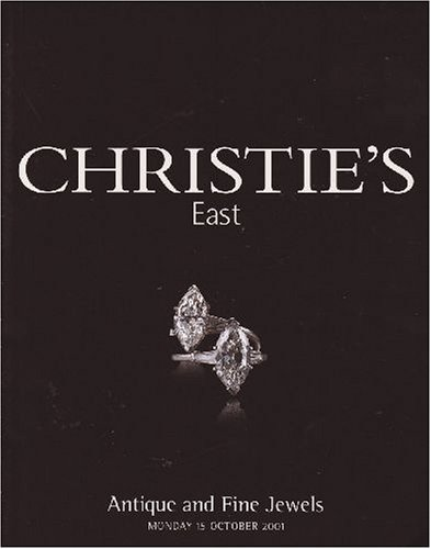 Antique and Fine Jewelry [Christie's, East (8587) / 15 Oct (David Webb Jewelry)