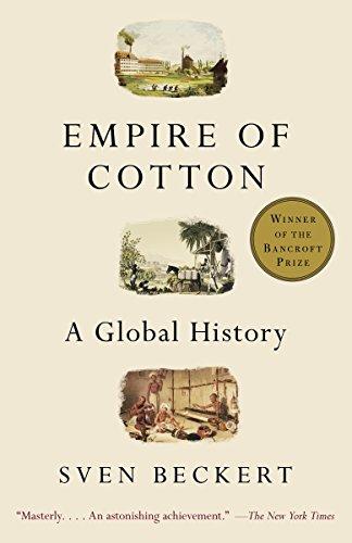 Empire Cotton History Sven Beckert ebook