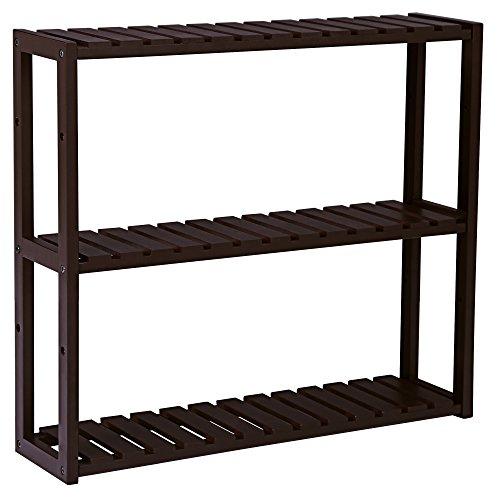 storage shelf wall unit - 6