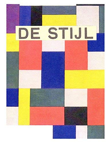 De Stijl: Boxed Set of 16 Note Cards with Envelopes