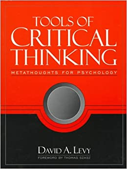 tools of critical thinking metathoughts for psychology download Amazoncom: tools of critical thinking: metathoughts for psychology (second  edition)  get your kindle here, or download a free kindle reading app.
