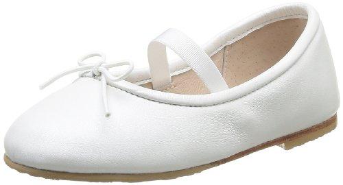 Bloch Toddler Arabella, Mädchen Ballerinas Weiß - Blanc (White)