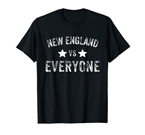 New England VS Everyone - Season Trend T-Shirt (New England Patriots Vs Buffalo Bills 2014)